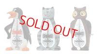 ウィットナー メトロノーム ペンギン・ネコ・フクロウ キャラクタ #839 Wittner Metronorme Penguin・Cat・Owl