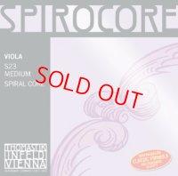 トマスティック スピロコア・ビオラ弦ADGCセット TOHMASTIK Spirocore Viola