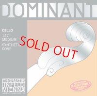 トマスティック ドミナント・チェロ弦 ADGC弦セット Thomastik DOMINANT Cello String