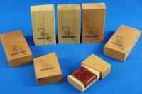 S.ラファン松脂/バイオリン・ビオラ・チェロ S.Raffin Rosin Woodenbox