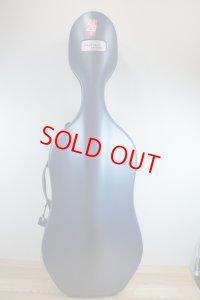 BAM ハイテック・スリム・チェロケースネイビーブルー 2.9Kg BAM Hightech Slim Cello Case 1005XLB