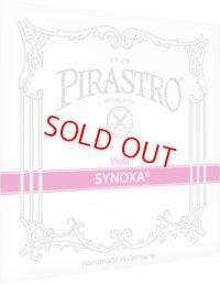 ピラストロ シノクサ・ビオラ弦ADGCセット PIRASTRO Synoxa Viola