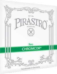 ピラストロ クロムコア・コントラバス弦 GDAEセット Pirastro Chromcor Bass String set