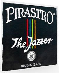 ピラストロ ザ・ジャザー・コントラバス弦 GDAEセット Pirastro The Jazzer Bass String set