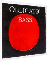 ピラストロ オブリガート・コントラバス弦 GDAEセット Pirastro Obligato Bass String set