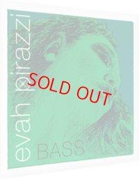 ピラストロ エヴァ・ピラッツィ・コントラバス弦バイヒ(ライト) GDAEセット Pirastro Evah Pirazzi Bass String Weich set