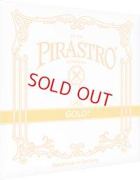 ピラストロ ゴールド・チェロ弦 ADGC弦セット Pirastro GOLD Cello String