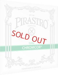 ピラストロ クロムコアプラス・チェロ弦 ADGC弦セット Pirastro CHROMCOR Plus Cello String