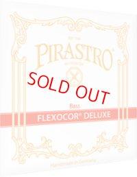 ピラストロ フレクソコア・デラックス・コントラバス弦 GDAEセット Pirastro Flexocor Delux Bass String set