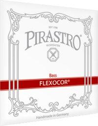 ピラストロ フレクソコア・コントラバス弦 GDAEセット Pirastro Flexocor Bass String set