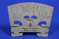 ボガーロ&クレメンテバイオリン駒 Bogaro&Clemete Violin Bridge 4/4 size