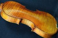 Ma Zhibin工房ファインレベル・バイオリン・ワンピースバック
