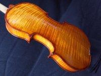 カローラヘンデル工房 ストラディバリモデルバイオリン ドイツ製  Carola Hendel violin Stradivari Model #203