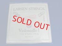 ラーセン ソリスト・チェロ弦 ADGC弦セット Larsen - Cello Set Soloist, tungsten G and C