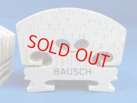 BAUSH製成形済駒3/4 Violin Bridge, Bausch, Fitted, 3/4