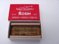 スーパーセンシティブ911ライト松脂 Super Sensitive Rosin No.911 Light
