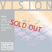 トマスティック ビジョン・ビオラ弦ADGCセット TOHMASTIK Vision Viola