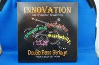 イノベーション社 ロカビリー バス弦 EADG Innovation Rockabilly Bass String set