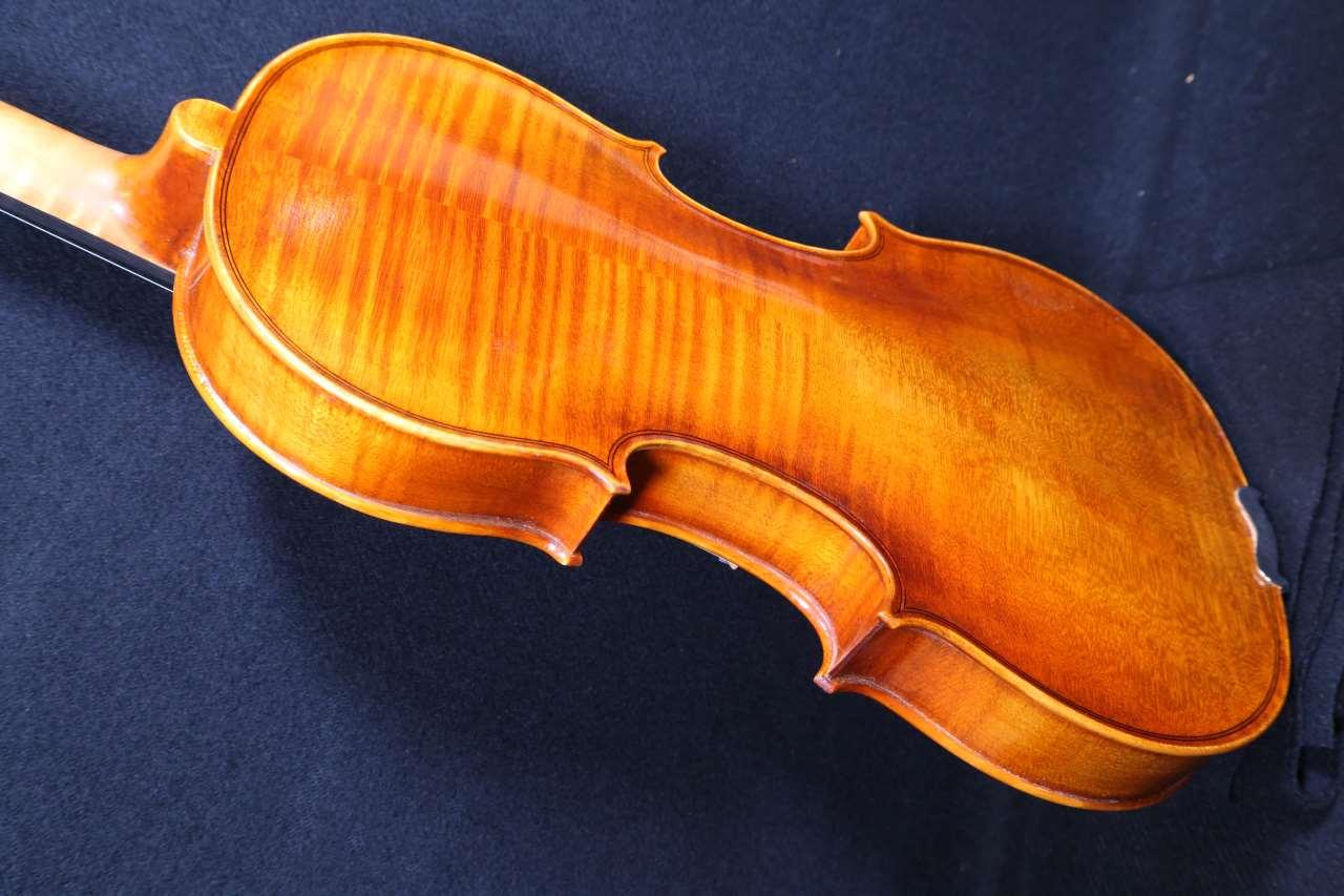 画像1: クラウス・ヘフラー工房 #600 バイオリン ドイツ製  Klaus Heffler #600 Violin Germany