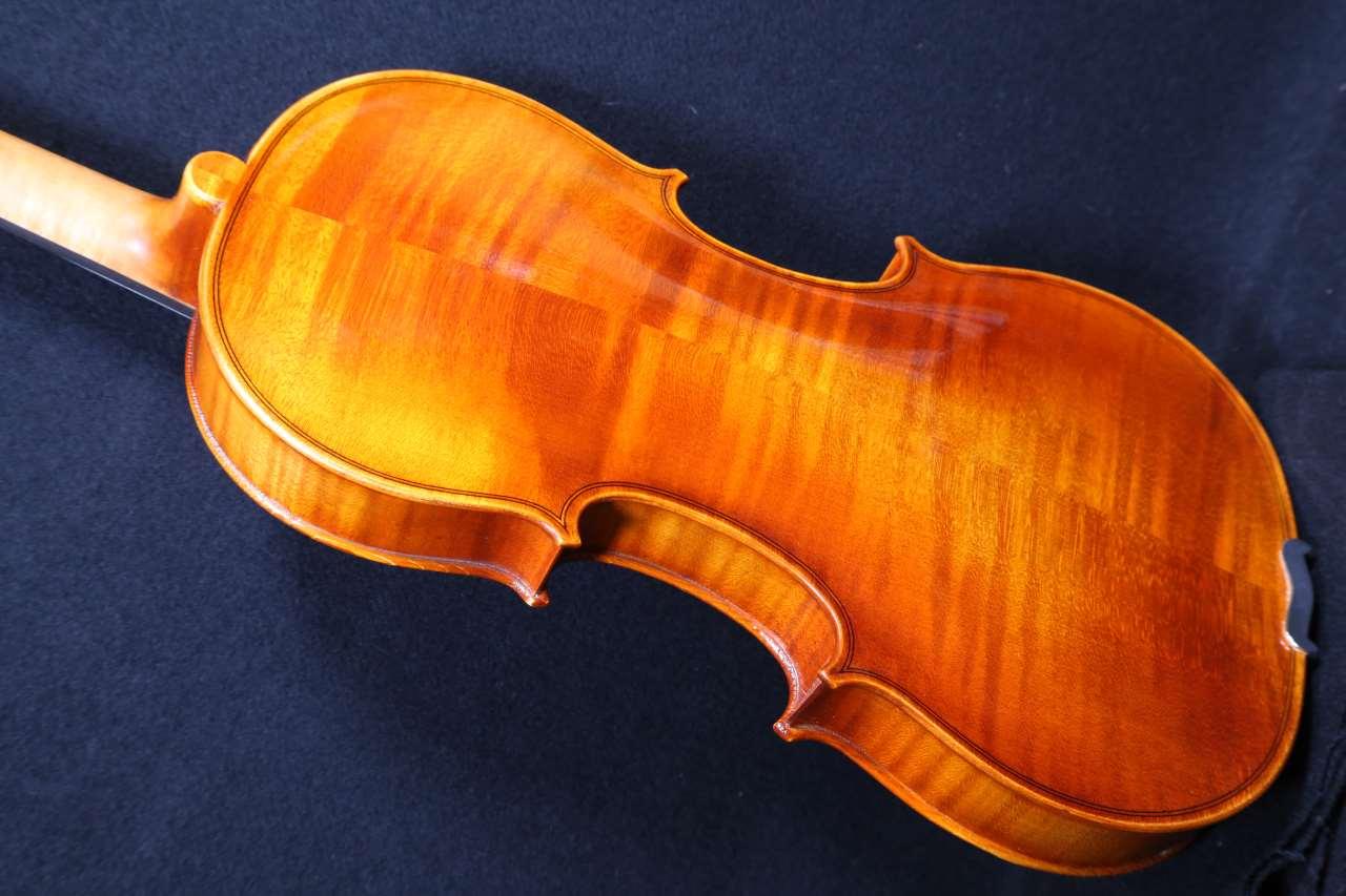 画像1: クラウス・ヘフラー工房 #500 バイオリン ドイツ製  Klaus Heffler #500 Violin Germany