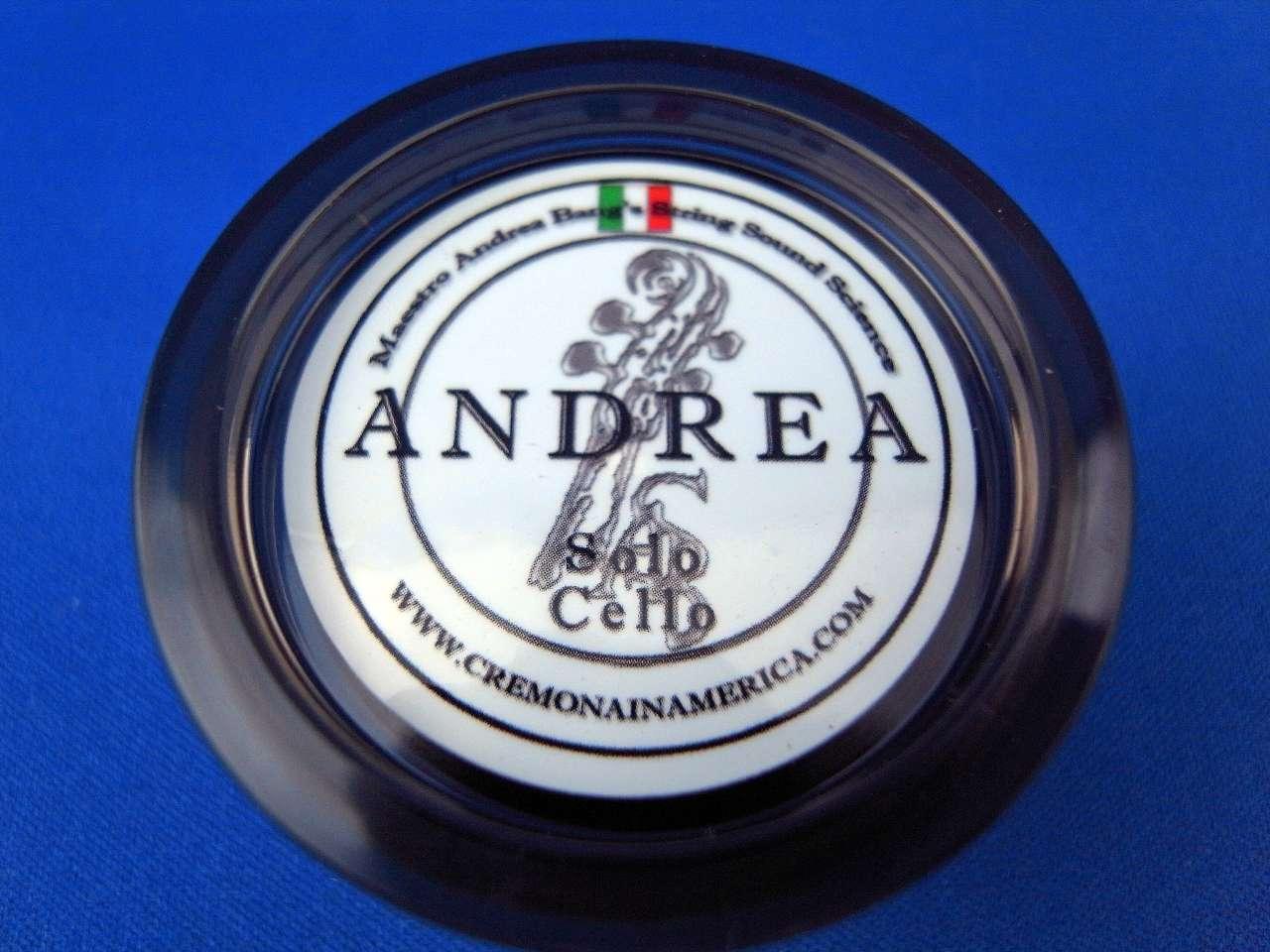 画像1: アンドレア・ロジン「ソロ・チェロ」 Andrea Rosin「Solo Cello」