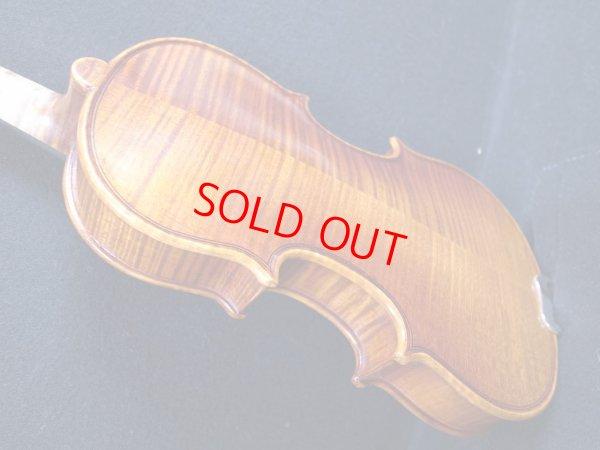 画像1: Ma Zhibin工房 アドバンスレベル1/10サイズバイオリン