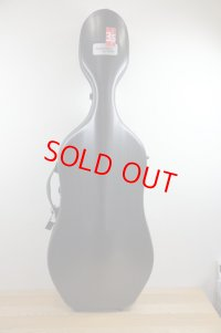 BAM ハイテック・コンパクト・チェロケース(ラズールブラック) 3.5Kg BAM 1004XLLB Hightech Compact Cello 3.5Kg / LazureBlack
