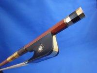 Yin Guohua弓工房 トップレベルペルナンブーコ・AAA級パリジャンアイゴールド・ビオラ弓