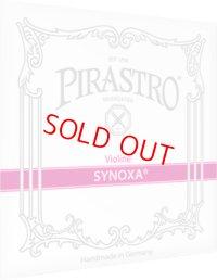 ピラストロ シノクサ・バイオリン弦・EADGセット4/4 Pirastro Synoxa Vn set