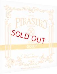 ピラストロ ゴールド・バイオリン弦 EADGセット Pirastro Gold Vn set