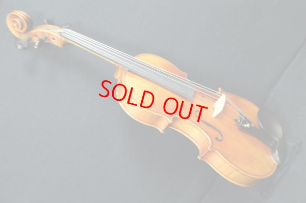 画像1: Ma工房 左利き用・バイオリン・ファインレベル2ピースバック