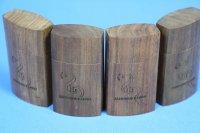 S.ラファン松脂ウォルナット/バイオリン・ビオラ・チェロ S.Raffin Rosin Walnut Box
