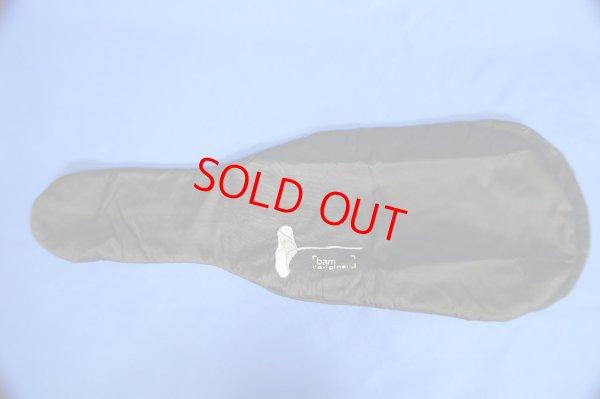 画像1: BAMバイオリン二層シルクバッグ Double layer silk bag with lace for Violin