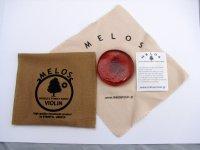 メロス・バイオリンライト松脂/バイオリン・ビオラ Melos Light Normal Size Rosin