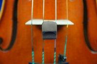 """スーパーセンシティブ スペクターバイオリンミュート """"Copper SS9491"""" SPECTOR MUTE Violin"""