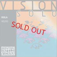 トマスティック ビジョン ソロ・ビオラ弦ADGCセット TOHMASTIK Vision Solo Viola