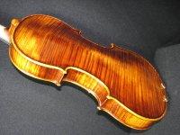Ma Zhibin工房スーパーファインレベル・ストラディバリ・バイオリン・2ピースバック