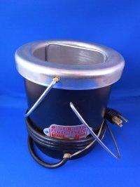 ニカワポット 自動温度調整付き Glue Pot 100V with heat control