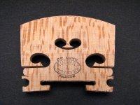 オーベルトデラックスバイオリン駒4/4 Aubert Violin Bridge, Mirecourt, Deluxe4/4