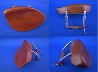 ヒルモデルアゴ当て(各種材質) Violin Chinrest Hill Model