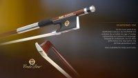 CODA BOW ダイヤモンドGX カーボンファイバ・バイオリン弓4/4 Coda Bow Violin DIAMOND GX