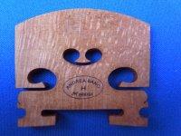 アンドレア・バン トリートメント・バイオリン駒4/4 Andrea Ban Tratment Bridge for Violin