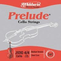ダダリオ プレリュード・分数サイズチェロ弦 ADGC弦セット D'Addario Prelude Fractional Cello String