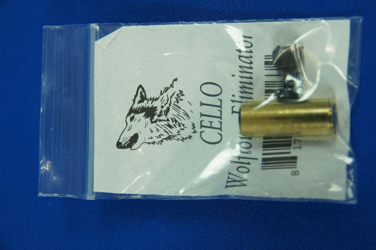 画像1: チェロ用ウルフエリミネータ(キラー) Cello Wolf Eliminiator