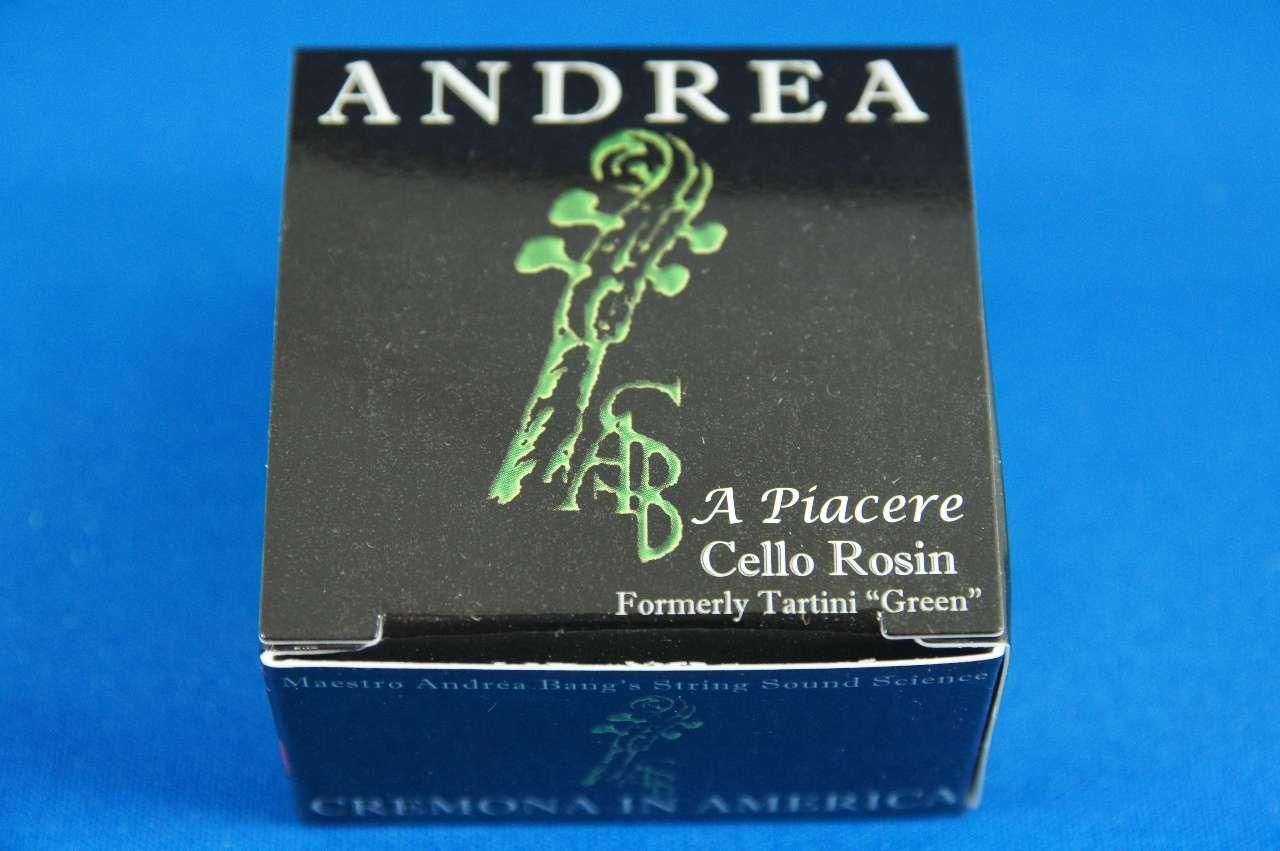 """画像1: アンドレア・ロジン・チェロ「ピアチェーレ」 Andrea Rosin Cello """"A Piacere"""""""