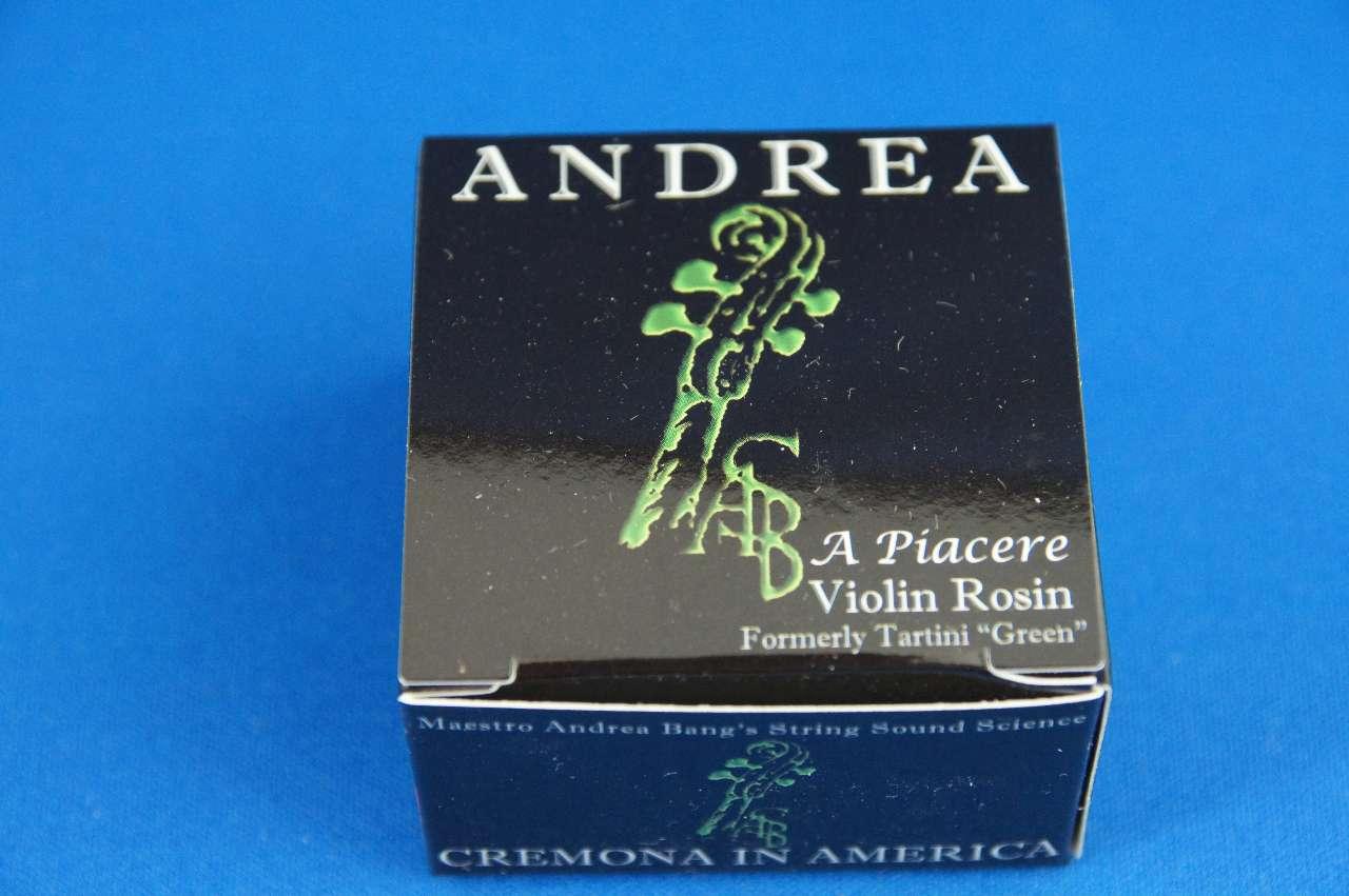"""画像1: アンドレア・ロジン・バイオリン「ピアチェーレ」 Andrea Rosin Violin """"A Piacere"""""""