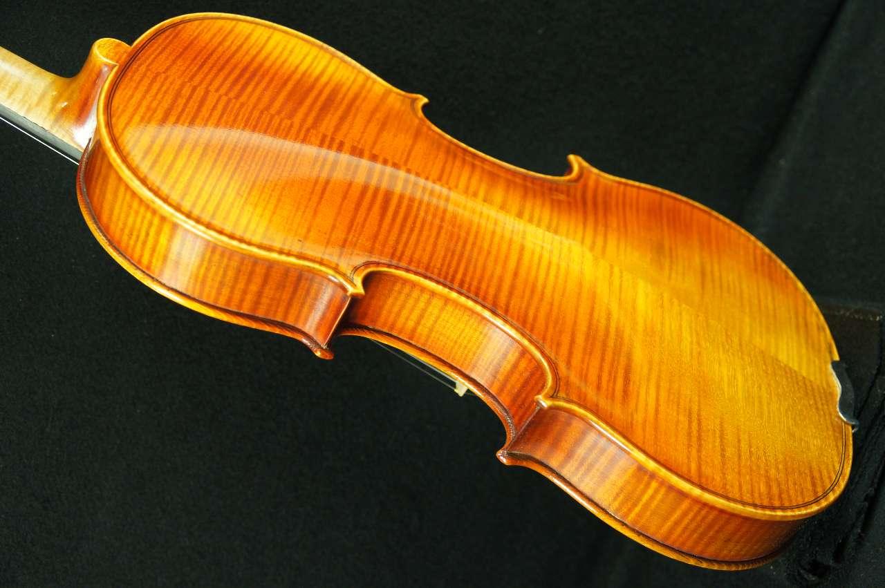 画像1: クラウス・ヘフラー工房 #702 バイオリン ドイツ製  Klaus Heffler #702 Violin Germany