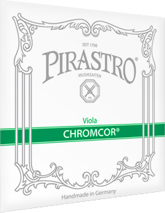 画像1: ピラストロ クロムコア・ビオラ弦ADGCセット PIRASTRO Chromcor Viola