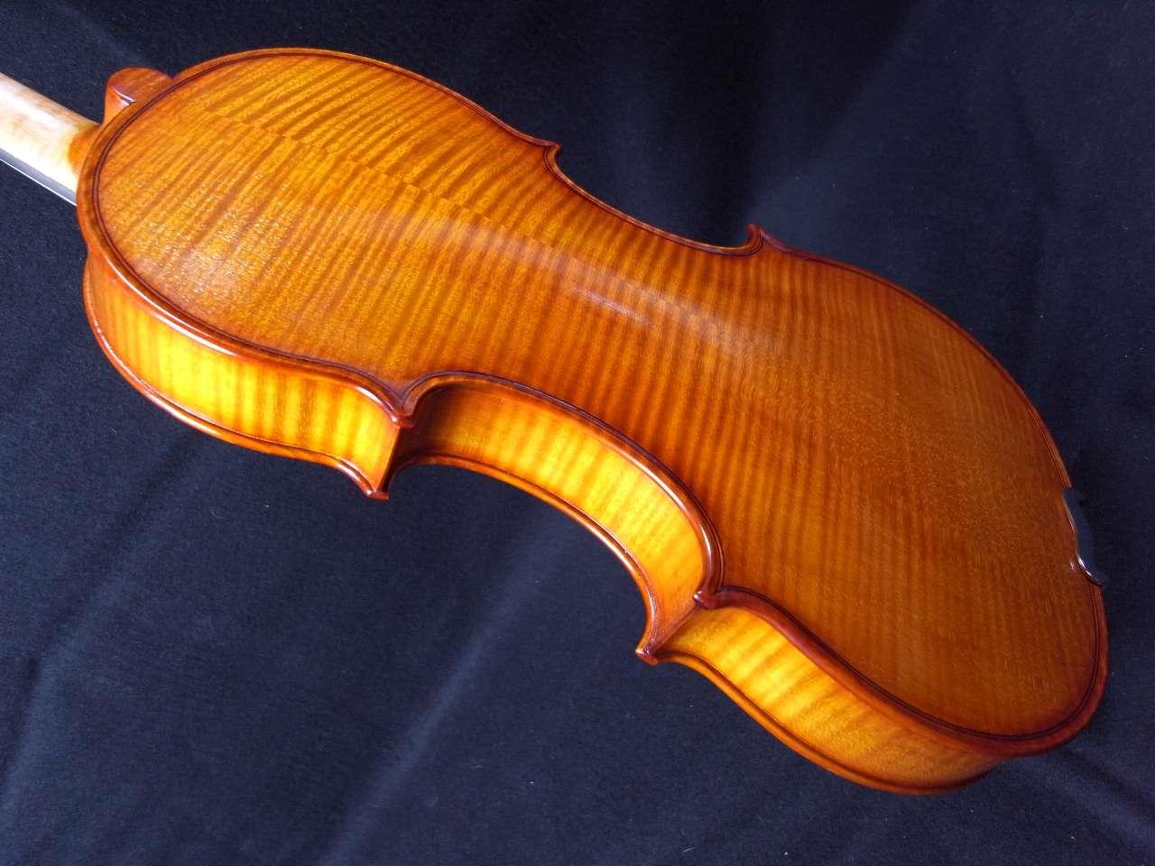 画像1: カローラヘンデル工房 ガルネリモデルバイオリン ドイツ製  Carola Hendel violin Gurneri Model #202