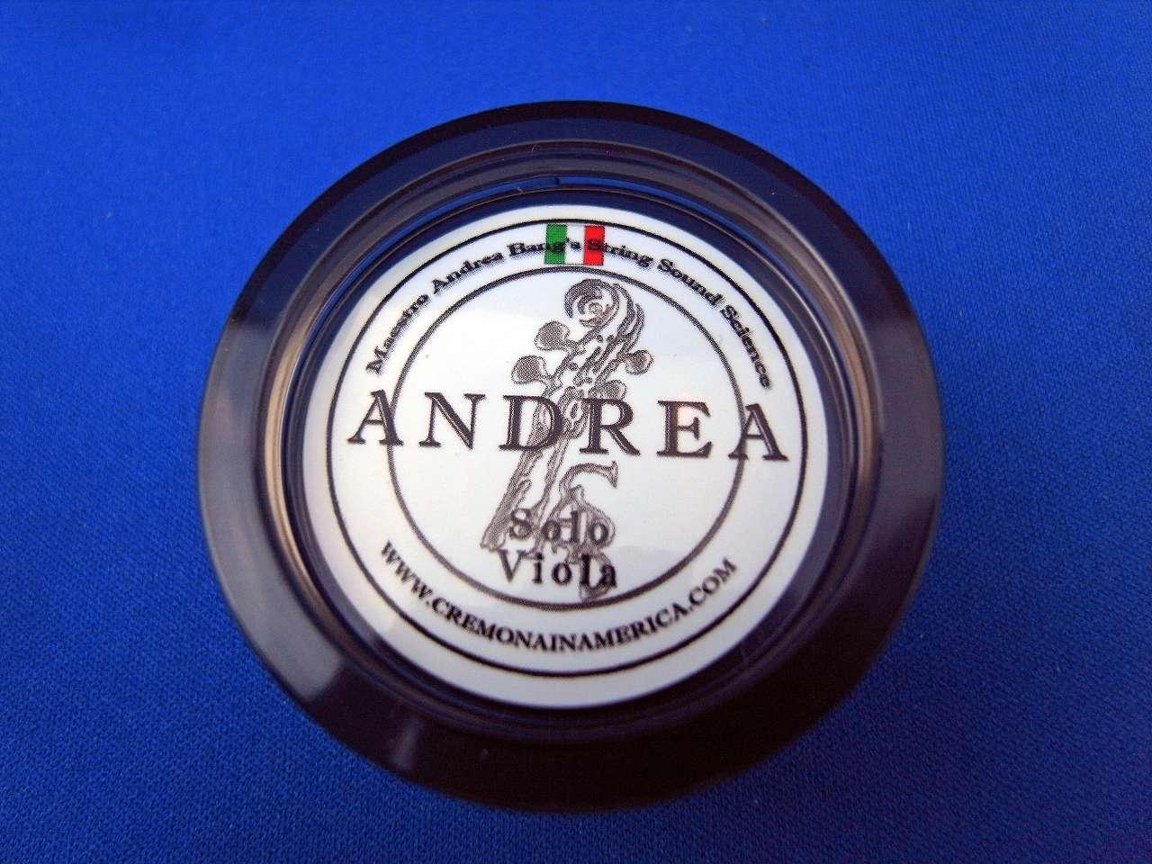 画像1: アンドレア・ロジン「ソロ・ビオラ」 Andrea Rosin「Solo Viola」